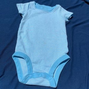 Carter's One Pieces - 💙baby boy striped onesies💙
